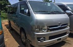 2010 Toyota HiAce Automatic Petrol well maintained