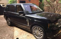 Land Rover Range Rover Vogue 2012 Automatic Petrol ₦10,000,000
