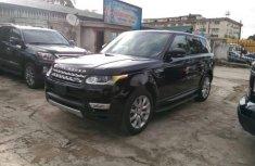 Land Rover Range Rover Sport 2014 Petrol Automatic Black