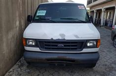 Ford E-150 2006 Petrol Automatic White for sale