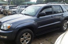 Toyota 4-Runner 2005 Petrol Automatic Blue for sale