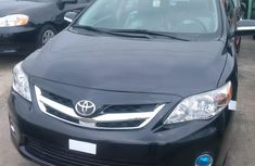 Toyota Corolla 2011 Petrol Automatic Black for sale