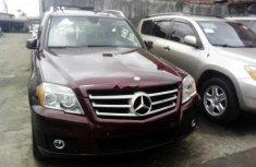 2012 Mercedes-Benz GLK Petrol Manual for sale