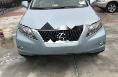 Lexus RX 2010 Automatic Petrol ₦7,400,000