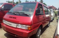 Nissan Vanette 1995 Petrol Manual Red for sale