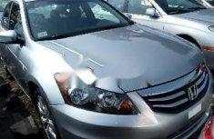 Honda Accord 2010 Petrol Automatic Grey/Silver