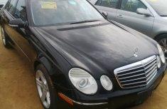 Mercedes Benz E350 2007 for sale