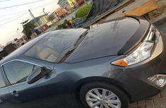 Toyota Camry 2012 Petrol Automatic Grey/Silver for sale