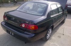 Foreign used Toyota Corolla 2001 FOR SALE