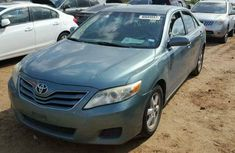 2008 Toyota Camry LE Green for sale