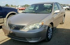 2003 Toyota Camry Beige for sale