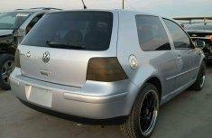 2002 Volkswagen Golf4 silver for sale