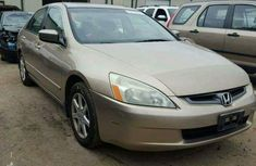 2003 Honda Accord gold for sale