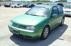 Volkswagen Golf 2007 Green for sales