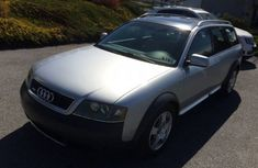 Audi A4 2007 silver for sales