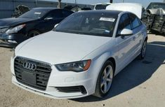 Audi A4 2007 White for sales