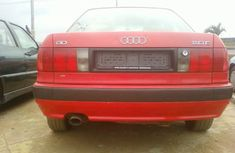 Audi A4 2007 Red for sales