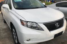 Foreign used Lexus Rx350 2011 FOR SALE