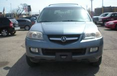 Clean Tokunbo Acura Mdx 2010 Blue for urgent sales