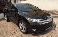Foreign used Toyota Venza 2011 black for sale