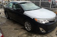 Tokunbo Toyota Camry 2014 Black for sale