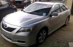 Neat Toyota Camry 2007 silver for sale