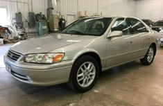 TOYOTA CAMRY 2002 GREY FOR SALE