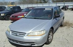 Good looking Honda ACCORD 2004 silver for urgent sales
