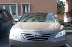 Toyota Camry spider 2007 grey for sale