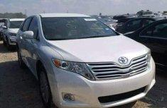 Toyota Venza 2014 White for sale