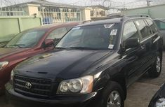 Toyota Highlander 2001 for sale