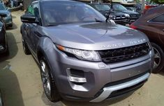 Land Rover Range Rover Evoque 2013 Automatic Petrol ₦14,500,000
