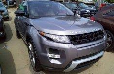 Land Rover Range Rover Evoque 2013 Automatic Petrol ₦14,500,000