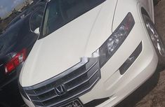 Honda Accord CrossTour 2010 Automatic Petrol ₦5,400,000 for sale