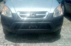 Honda CR-V 2003 Petrol Automatic Grey/Silver