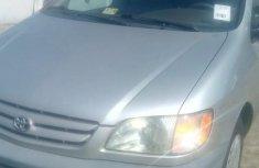 Toyota Sienna 2001 Automatic Petrol ₦1,700,000