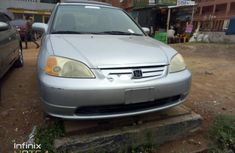 Honda Civic 2004 Automatic Petrol ₦1,050,000