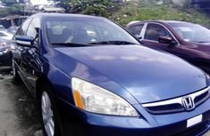 Honda Accord 2007 Automatic Petrol ₦1,900,000
