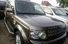 2011 Land Rover LR4 for sale in Lagos