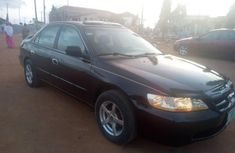 Almost brand new Honda Accord Petrol 2000