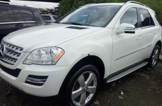 2010 Mercedes-Benz ML350 for sale in Lagos