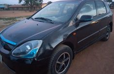 Honda Civic 2006 Petrol Automatic Black for sale