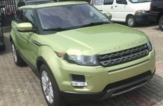 2012 Land Rover Range Rover Evoque for sale in Lagos