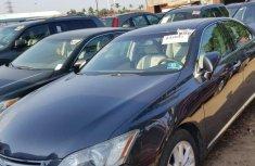 Lexus ES 2010 Petrol Automatic Black