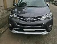 Toyota RAV4 2015 Automatic Petrol ₦9,200,000