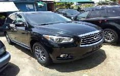 2014 Infiniti EX Automatic Petrol well maintained
