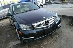 Almost brand new Mercedes-Benz C300 Petrol 2012