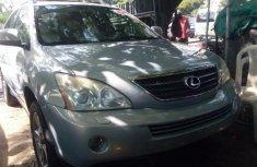 Almost brand new Lexus RX Petrol 2006