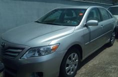 2010 Toyota Camry Automatic Petrol well maintained