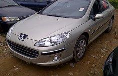 TOKUNBO PEUGEOT 407 2006 FOR SALE